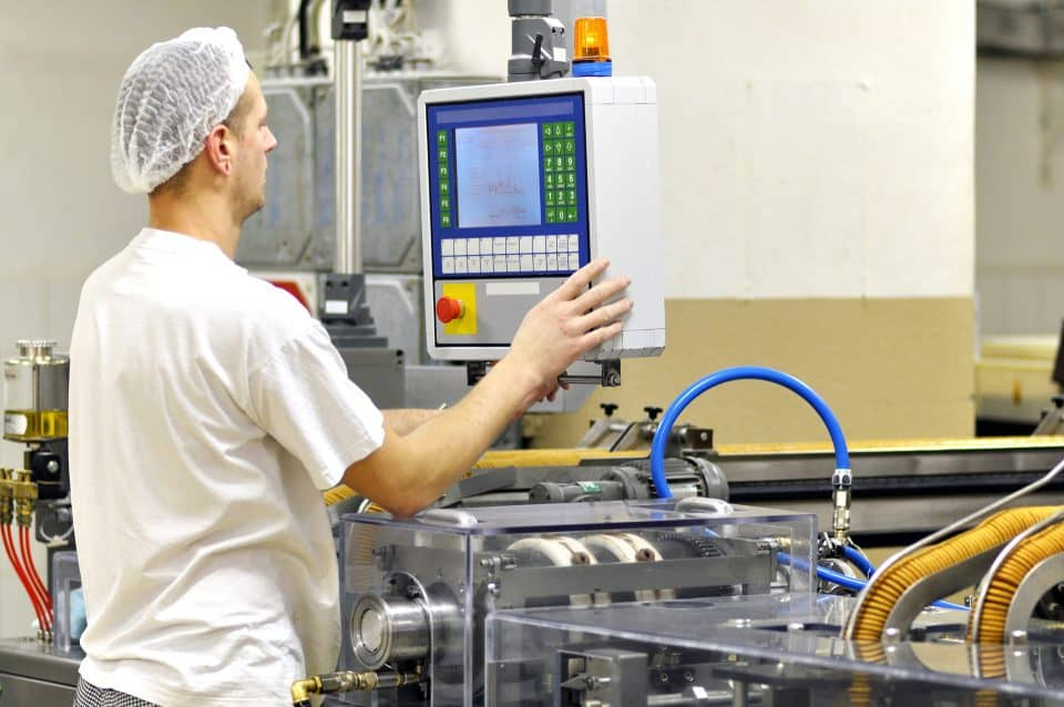 Ozone Technology can be used in the Food Industry